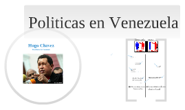 Current Political Situation in Venezuela