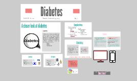 Copy of Diabetes by Denise Booker on Prezi
