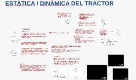 TEMA 9. ESTÀTICA I DINÀMICA DEL TRACTOR
