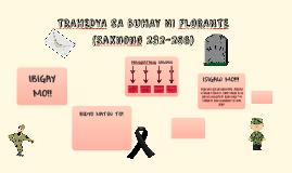 TRAHEDYA SA BUHAY NI FLORANTE (Saknong 232-256)