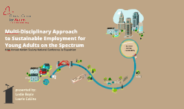 Multi-Disciplinary Approach to Sustainable Employment for Young Adults on the Spectrum