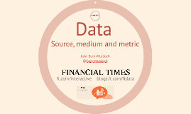 Copy of Data journalism at the Financial Times