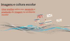 Imagens e cultura escolar