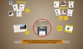 Copy of Campamento de misioneros Retornados 2014
