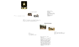 U.S Army Infantry, Ammunition and Munition specilist