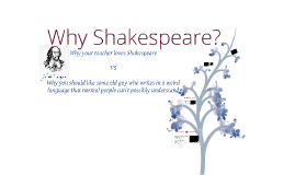TPT Shakespeare Introduction