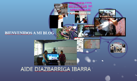 Copy of BIENVENIDOS A MI BLOG