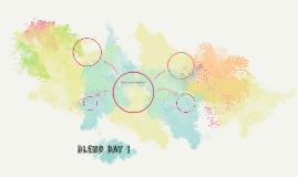 Blend Day 1