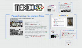 México- JJOO 1968