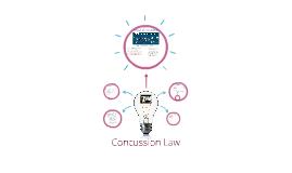Concussion Law
