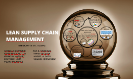 Copy of LEAN SUPPLY CHAIN MANAGEMENT
