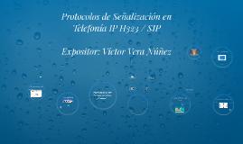 Copy of Protocolos De Señalización en Telefonia IP H323 / SIP
