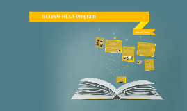Copy of UCONN HESA Program