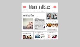 Copy of Intercultural Issues