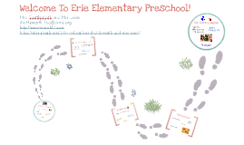 Copy of Preschool Orientation