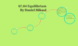 07.04 Equilibrium