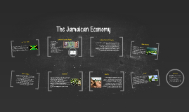 The Jamaican Economy