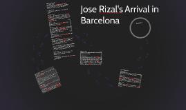 Jose rizals arrival in barcelona by mary grace lagumbay on prezi toneelgroepblik Gallery