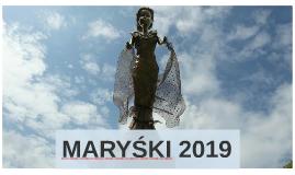 MARYŚKI 2018