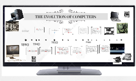 Evolution Of Computers(physics)