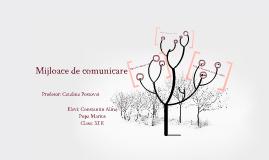 Copy of Mijloace de comunicare