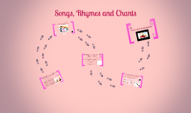 Copy of Songs, Rhymes and Chants
