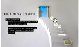 5 moral precepts