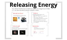 Releasing Energy 2014