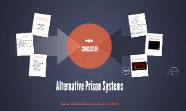 Alternative Prison Systems