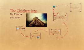 The Chichen Itza