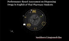 Performance-based assessment instruments for evaluating phar