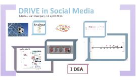 Drive in Social Media