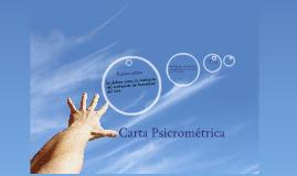 Carta Psicometrica