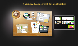 A language-base approach to using literature