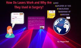 How Do Lasers Work and Why Are They Used in Surgery?