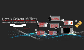 Licznik Geigera-Mullera