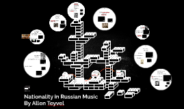 Nationality in Russian Music