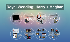 Royal Wedding: Harry + Meghan