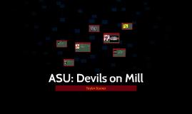 Copy of ASU: Devils on Mill