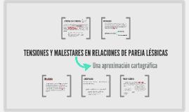 TENSIONES Y MALESTARES EN PAREJAS DE BOLLOS