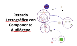 Copy of Retardo Lectográfico con Componente Audiógeno