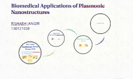 Biomedical Applications of Plasmonic Nanostructures