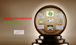 Plant Cell vs Santa's Wonderland