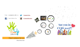 Copy of Clean Up Jakarta Day 2015 School Roadshow