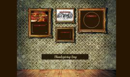Thanksgiving Day Flor 4E