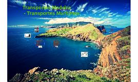 Transportes Madeira