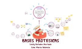 BASES PROTESICAS