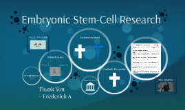 Embryonic Stem-Cell Research