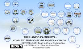 TRILHANDO CAMINHOS -