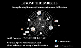 BEYOND THE BARBELL | Strengthing Movement Patterns to Enhanc